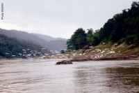 The Salween river, one of the last and longest free-flowing rivers in the world, is thought to support the livelihoods of 10 milion people. (PHOTO: Karen Environmental Social Action Network)