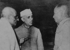 2 January 1947 – Met with India Prime Minister Jawaharlal Nehru while en route to Britain