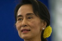 File photo of Burma's opposition leader Aung San Suu Kyi (PHOTO: Wikimedia Commons)