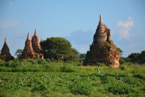File photo of Bagan, 2015 (PHOTO: DVB)